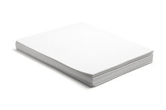 Stack of Papers Royalty Free Stock Image