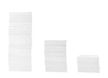 Stack of papers documents office business royalty free stock photography