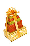 Stack of Presents Stock Images