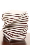Stack of real books Royalty Free Stock Photos