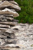 Stack of Rocks Stock Photo