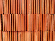 Stack of roof tiles Stock Image