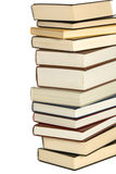 Stack of school books Royalty Free Stock Photo