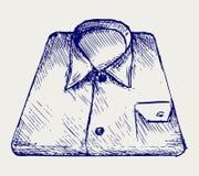 Stack shirt Royalty Free Stock Photo