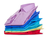 Stack of Shirts, Stock Images
