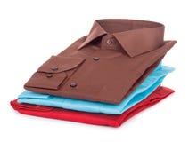Stack of Shirts, Royalty Free Stock Photo