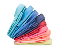 Stack of Shirts, Royalty Free Stock Photos