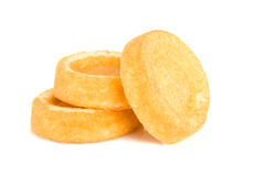 Stack of Shortcakes Stock Photography