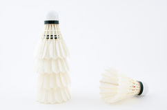 Stack of Shuttlecock Stock Photo