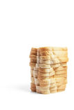 Stack of Sliced Bread Stock Photos