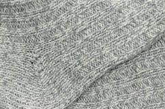 Stack sockor, detalj Fotografering för Bildbyråer