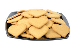 Stack of spicy Swedish cakes Stock Photography