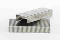Stack of Staples Stock Image