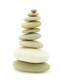Stack stones Stock Photography