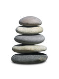 Stack of stones Stock Image