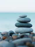 Stack of stones Royalty Free Stock Photo