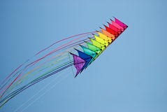 Stack of stunt kites Stock Photos