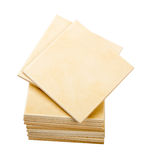 Stack of tiles Stock Image