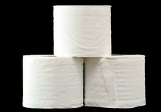 Stack tissue Stock Photos