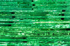 Stack of transparent glass sheets as background.  Royalty Free Stock Photography