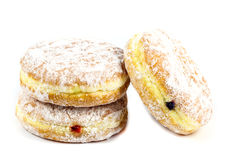 Stack of two donut Stock Images
