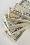 Stack of US Currency Stock Image
