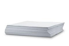 Stack white paper Royalty Free Stock Image