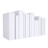 A stack of white papers Stock Photography