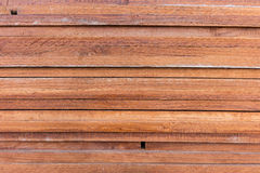 Stack of wood planks background. Stock Images