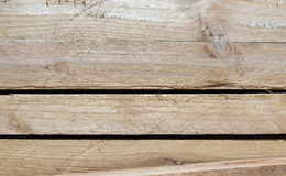 Stack of wooden boards on Background Royalty Free Stock Photos