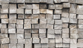 Stack of Wooden Planks Stock Photos