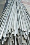 Stacked aluminum Stock Photos