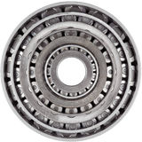 Stacked Bearings  Stock Photography