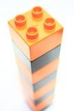Stacked blocks Stock Photo
