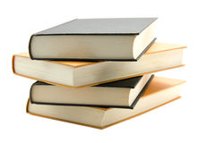 Stacked books royalty free stock image