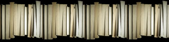 Stacked Books Background Royalty Free Stock Photography