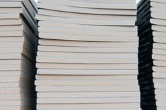 Stacked books Royalty Free Stock Photos