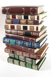 Stacked books Stock Photos