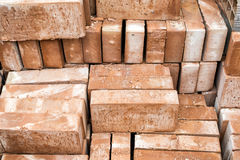 Stacked Bricks Stock Photography