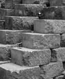 Stacked Bricks Stock Images
