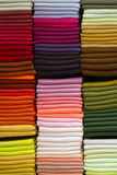 Stacked colors Stock Photos