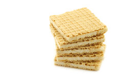Stacked cookies Stock Photo