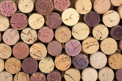 Stacked corks Stock Photos
