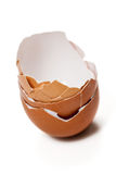 Stacked Eggshells Royalty Free Stock Image