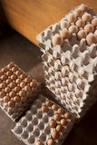 Fresh eggs selling at traditional shop in malaysia Royalty Free Stock Image