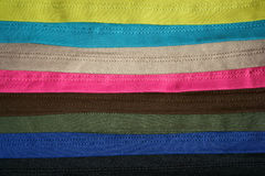 Stacked Garment Synthetic Textile Royalty Free Stock Images