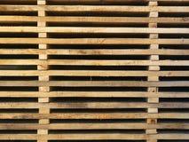 Stacked horizontal boards  1 Stock Photos