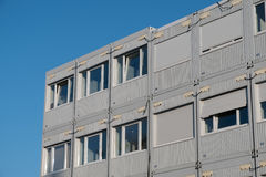 Free Stacked Housing Containers -  Container Offices Royalty Free Stock Image - 83931856