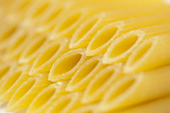 Stacked Pasta Stock Image