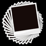 Stacked Photo Frames Royalty Free Stock Photography